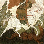 Russian Painter, possibly 16th century – Saint George, Metropolitan Museum: part 2