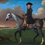 James Seymour ) – Portrait of a Horseman, Metropolitan Museum: part 2