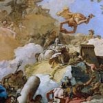 Metropolitan Museum: part 2 - Giovanni Battista Tiepolo - The Apotheosis of the Spanish Monarchy