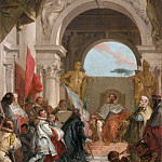 Giovanni Battista Tiepolo – The Investiture of Bishop Harold as Duke of Franconia, Metropolitan Museum: part 2