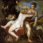 Titian – Venus and Adonis, Metropolitan Museum: part 2