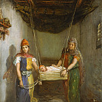 Metropolitan Museum: part 2 - Théodore Chassériau - Scene in the Jewish Quarter of Constantine