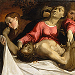 Metropolitan Museum: part 2 - Ludovico Carracci - The Lamentation