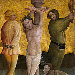 Metropolitan Museum: part 2 - Master of the Berswordt Altar - The Flagellation