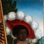 Metropolitan Museum: part 2 - Lucas Cranach the Elder and Workshop - Saint Maurice