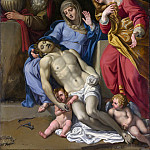 Metropolitan Museum: part 2 - Domenichino (Italian, Bologna 1581–1641 Naples) - The Lamentation