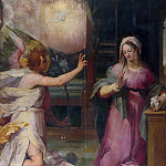 Pieter de Witte – The Annunciation, Metropolitan Museum: part 2