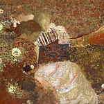 Édouard Vuillard – The Album, Metropolitan Museum: part 2