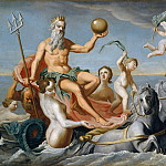 Metropolitan Museum: part 2 - John Singleton Copley - The Return of Neptune