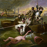 Metropolitan Museum: part 2 - After John Singleton Copley - Watson and the Shark