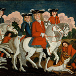Metropolitan Museum: part 2 - Unknown - The Hunting Party—New Jersey