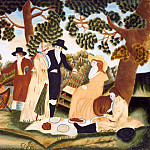 Metropolitan Museum: part 2 - Unknown - The Picnic