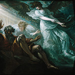 Metropolitan Museum: part 2 - Benjamin West - Moses Shown the Promised Land