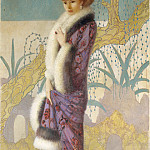 Metropolitan Museum: part 2 - Howard Cushing - Mrs. Ethel Cushing
