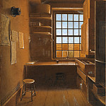 Metropolitan Museum: part 2 - James Kidder - Interior of a Lottery