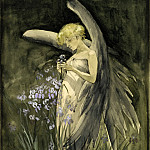 Dora Wheeler – Fairy in Irises, Metropolitan Museum: part 2