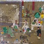Metropolitan Museum: part 2 - Wang Li Mu - Discussing the Treasures