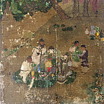 Metropolitan Museum: part 2 - Wang Li Mu - Experts Examining Treasures