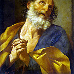 Reni, Guido – Repentance of Peter the Apostle, part 10 Hermitage