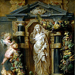 Rubens, Peter Paul – Statue of Ceres, part 10 Hermitage