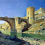 part 10 Hermitage - Premazzi, Luigi - Bridge in Alcantara
