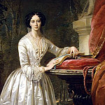 part 10 Hermitage - Robertson, Christina - Portrait of Grand Duchess Maria Alexandrovna (2)