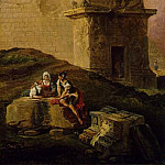part 10 Hermitage - Robert, Hubert - Landscape with a Triumphal Column