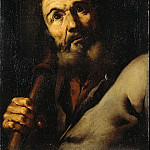 Ribera, José de – Apostle James Elder, part 10 Hermitage