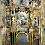 Rubens, Peter Paul – Arch of Ferdinand, part 10 Hermitage