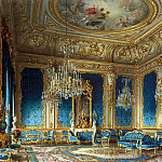 part 10 Hermitage - Premazzi, Luigi - Mansion of Baron AL Stieglitz. Blue room