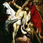 Rubens, Peter Paul – Descent from the Cross, part 10 Hermitage