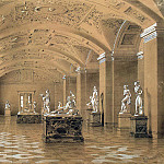 part 10 Hermitage - Premazzi, Luigi - Types halls of the New Hermitage. Hall of Contemporary Sculpture (2)