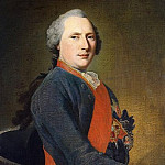 part 10 Hermitage - Prenner, Georg Caspar von - Portrait of Marshal Karl E. Sievers