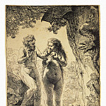 part 10 Hermitage - Rembrandt, Harmenszoon van Rijn - Adam and Eve