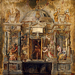 Rubens, Peter Paul – Temple of Janus, part 10 Hermitage