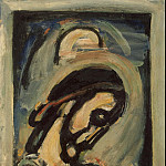 Rouault, Georges – Head of Christ, part 10 Hermitage
