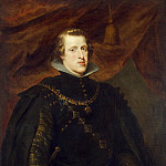 part 10 Hermitage - Rubens, Peter Paul - Portrait of King Philip IV
