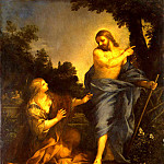 Pietro da Cortona – The Appearance of Christ to Mary Magdalene, part 10 Hermitage