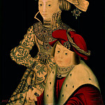 part 10 Hermitage - Rorih, Wolfgang Franz - Portrait of a Lady with a child