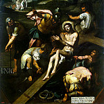 Ribalta, Francisco – Nailing to the cross, part 10 Hermitage