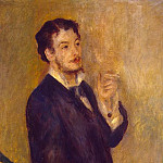 part 10 Hermitage - Renoir, Pierre-Auguste - The man on the stairs