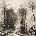 Reinhart, T. – Winter Landscape, part 10 Hermitage