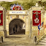 part 10 Hermitage - Piasecki, Pavel Ya - The entrance to the fort Vitry