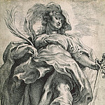 part 10 Hermitage - Rubens, Peter Paul - St. Catherine of Alexandria