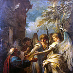 Ritchie, Sebastian – Abraham and three angels, part 10 Hermitage