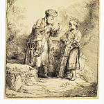 part 10 Hermitage - Rembrandt, Harmenszoon van Rijn - Abraham and Isaac