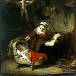 Rembrandt, Harmenszoon van Rijn – The Holy Family, part 10 Hermitage
