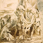 Descent from the Cross (3), Peter Paul Rubens
