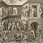 part 10 Hermitage - Raimondi, Marcantonio - The Martyrdom of St. Lawrence