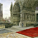part 10 Hermitage - Piasecki, Pavel Ya - Visit the imperial couple of Reims Cathedral